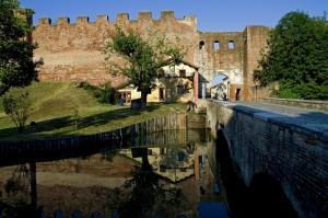 Le mura - Porta Vicenza