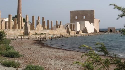 Siracusa - La torre Sveva di Vendicari