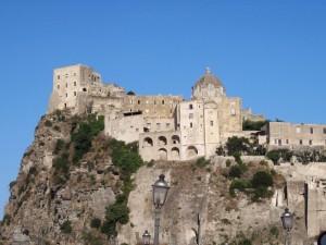 ischia….. castello aragonese…