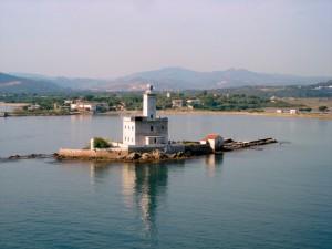 Arrivo al porto di Olbia