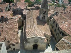 I tetti di Capalbio