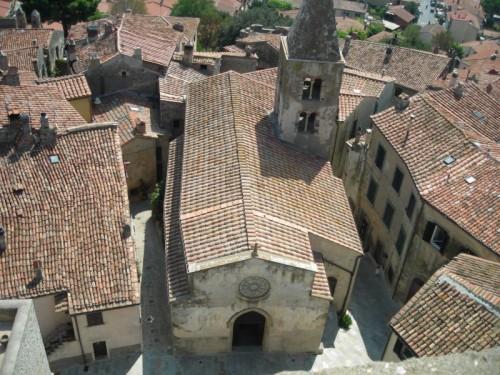 Capalbio - I tetti di Capalbio