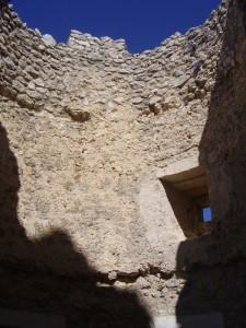 interni della fortezza
