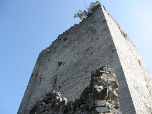Torre del castello di Sorli