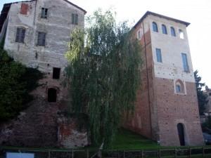 Gli edifici del castello consortile