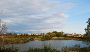 Marano Lagunare: tra il tramonto e la laguna