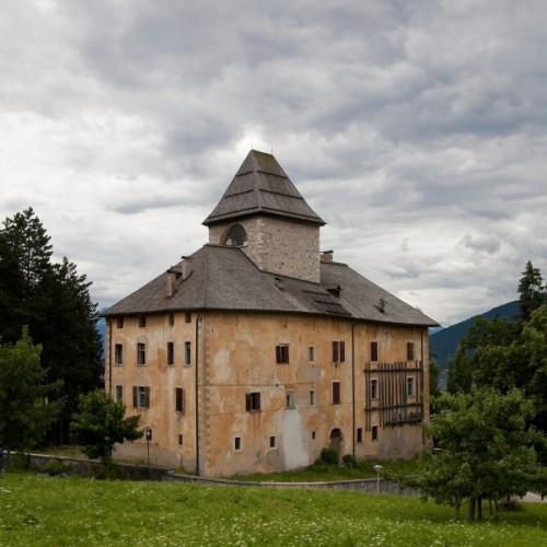 Malosco - Malosco, il castello