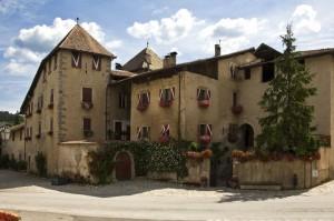 Il castello di Casez