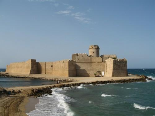 Isola di Capo Rizzuto - Castello aragonese