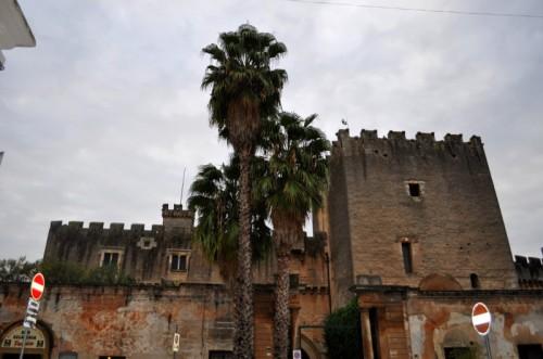 San Vito dei Normanni - Il Castello Dentice di Frasso