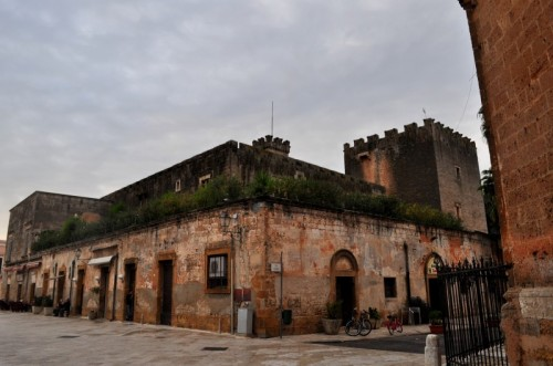 San Vito dei Normanni - Sotto il castello