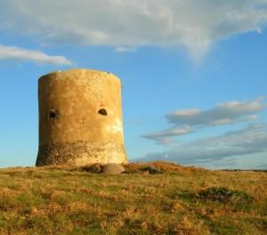 La torre di Santa Caterina di Pittinuri