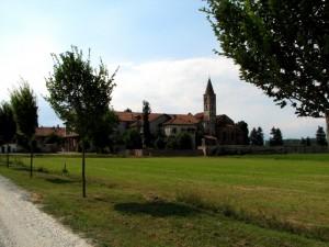 l'antico borgo di Staffarda.