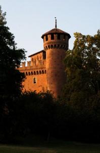 una torre al valentino