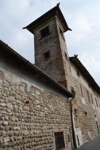 la torre di ossanega