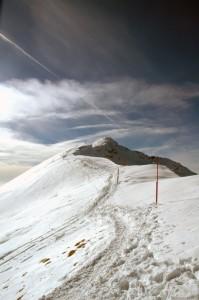 Verso il Rifugio Brioschi sulla cima del Grignone