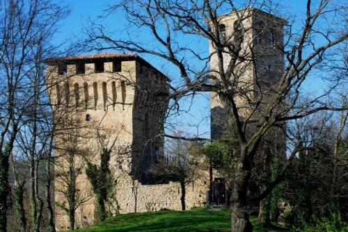 Casina - Casina, castello di Sarzano