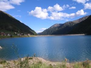 Il lago di Vernago
