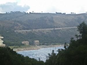 Punta Licosa - Torre d'avvistamento