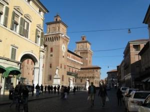 Ferrara: il castello Estense