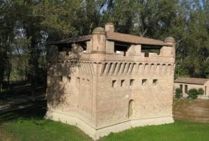 Stellata: la Rocca Possente