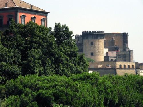 Napoli - Castel Nuovo  - Torre Beverello