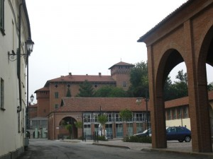 Casalgrasso, il castello