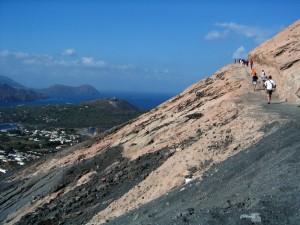 Sentiero di Vulcano
