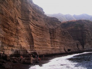 Spiaggia di Pollara - Salina