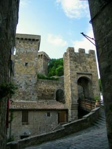 Scorcio del Castello Monaldeschi