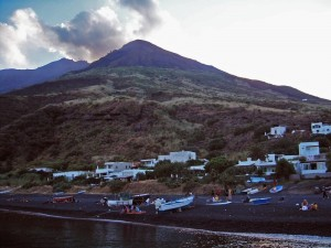 Le spiagge nere - Stromboli