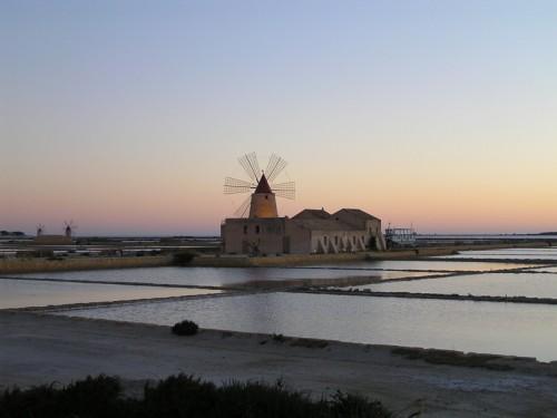 Marsala - Le Saline di Marsala