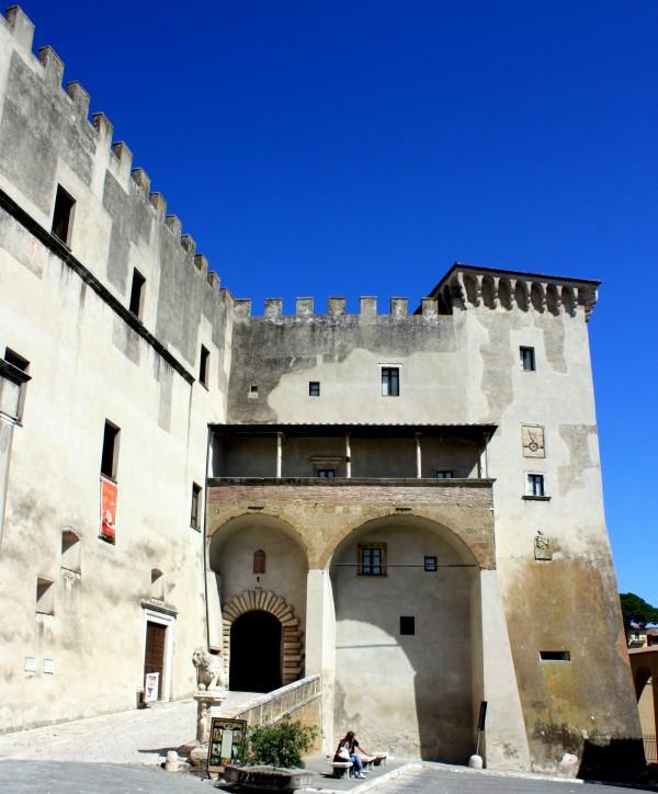 ''Castello Orsini'' - Pitigliano