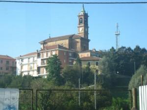Villafranca d' Asti, panorama
