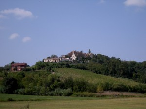 Cerrina, panorama