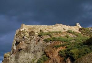 Rocca tempestosa