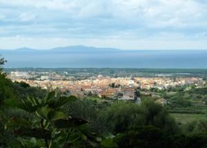 Sorso, Platamona e il golfo dell'Asinara