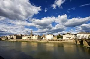 Nuvole su Firenze