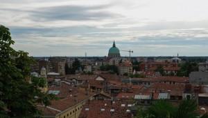 Meriggio su Udine