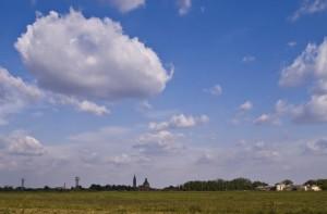 La grande nuvola su Robecco