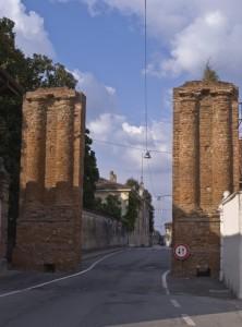 Porta di Ingresso a Bordolano