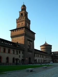 questi Sforza e il loro Castello