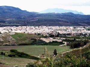 Panorama di Gibellina