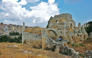 il castello abbandonato