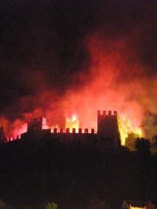 Incendi del Castello