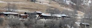 Roveda, case in Val dei Mocheni