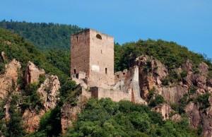 """Castel Neuhaus/Casanova/""""Maultasch"""""""