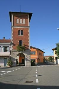 Marano Ticino, torre