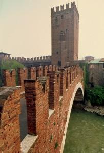 Il Ponte Scaligero e Castelvecchio