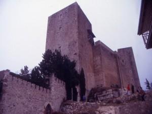 castello maccafani XIII sec per. normanno